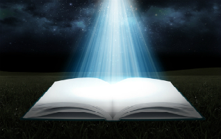 Thy word is LIGHT.